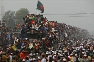 Μπαγκλαντές, στο δρόμο για το προσκύνημα