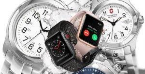 Η Apple πουλάει περισσότερα ρολόγια από όλη την Ελβετία!