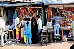 Ο παράδεισος των βραχιολιών στην Ινδία