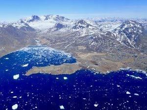 Perierga.gr - Εντυπωσιακές εικόνες της NASA από την χαρτογράφηση των πάγων της Αρκτικής
